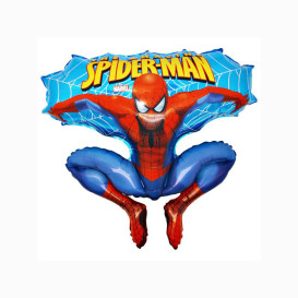 Spiderman-Blue